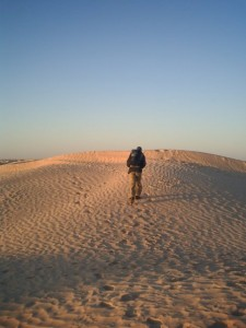 tunisian globe trotter