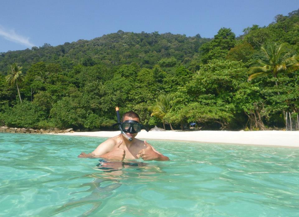 Voyage Malaisie - iles perhentian