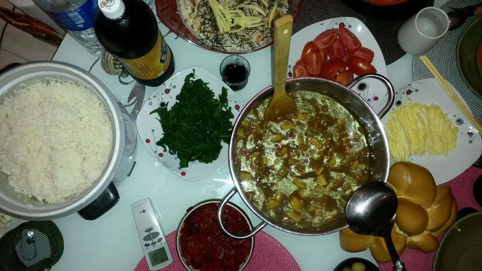 diné japonais ramadan tunisie