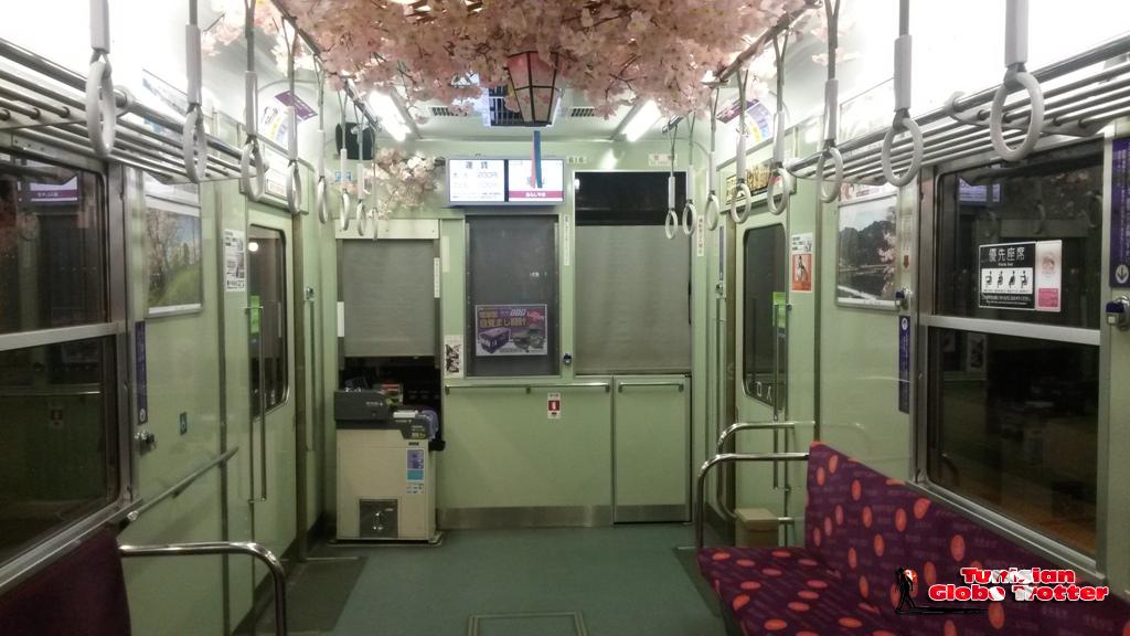 Arashiyama Line Ran-den