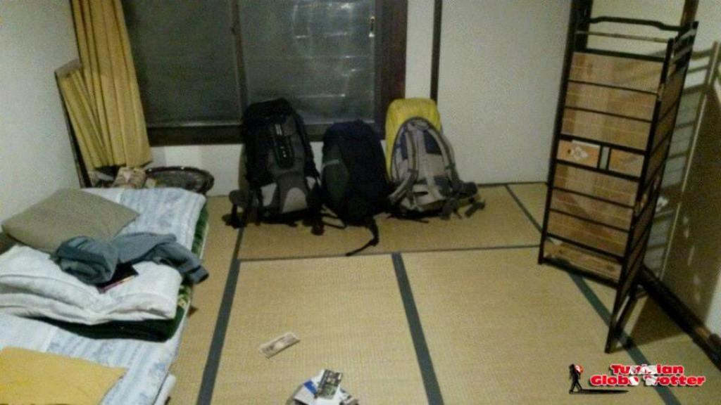 Bola Bola Kyoto Chambre Tatami