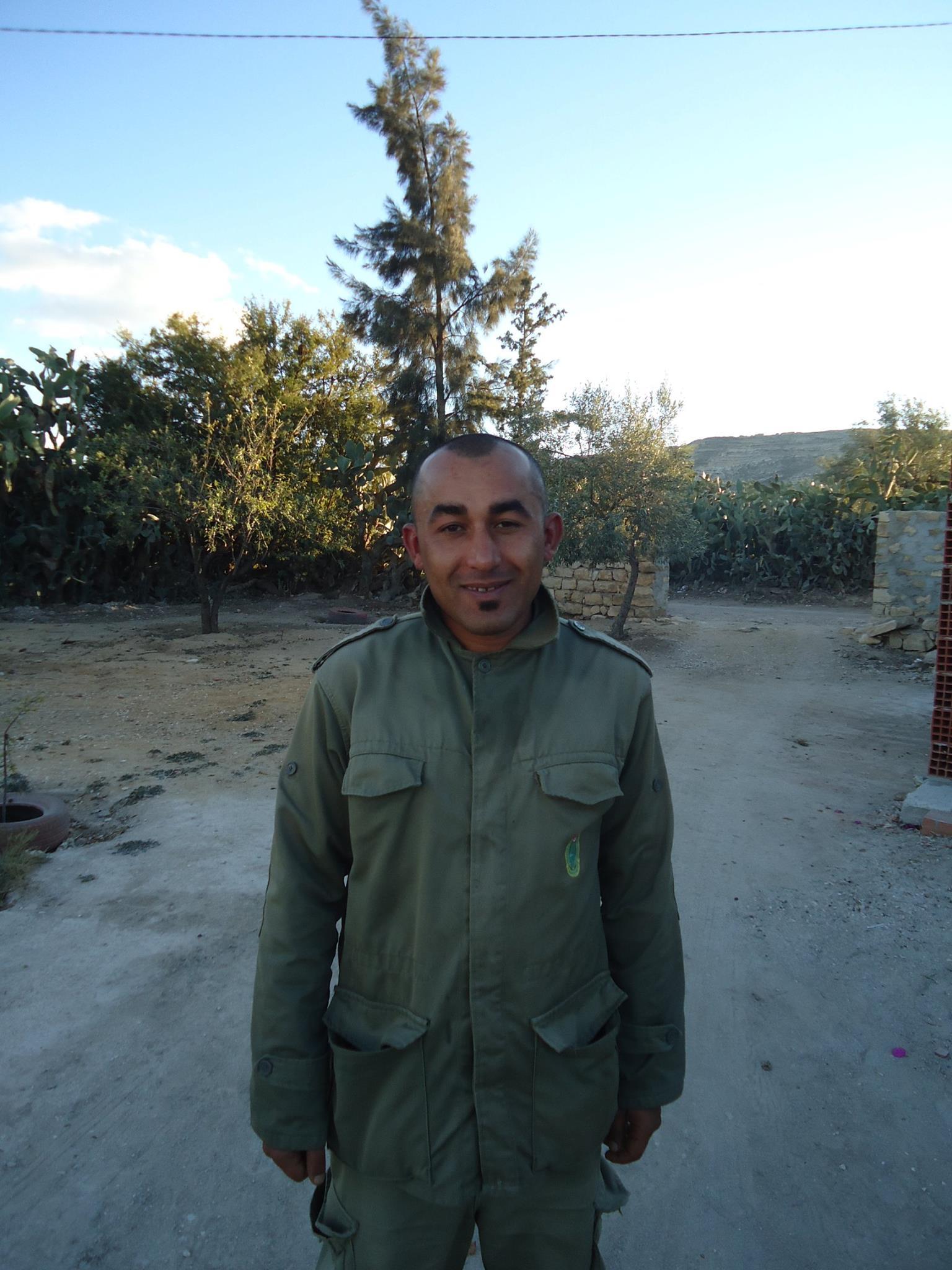 Wajdi Ain Jloula randonne tunisie