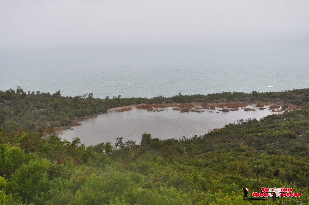 Lac Majen Chitan apres