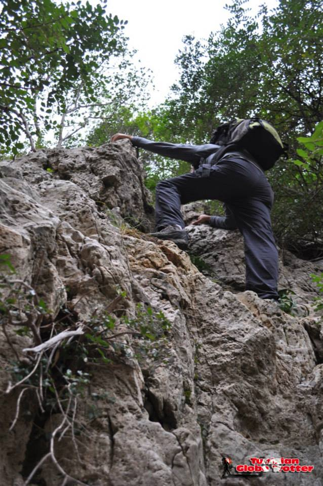 Canyoning Tunisie Zaghouan