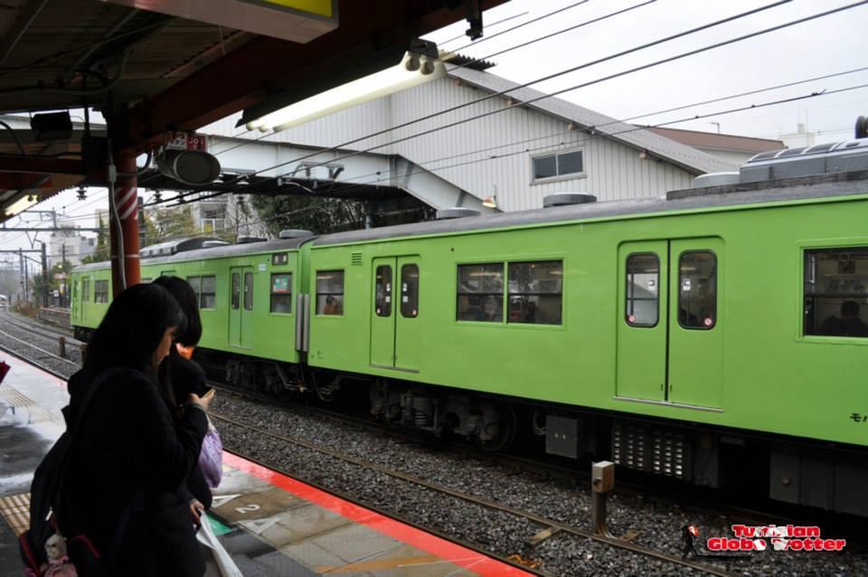 Metro Nara Line Kyoto