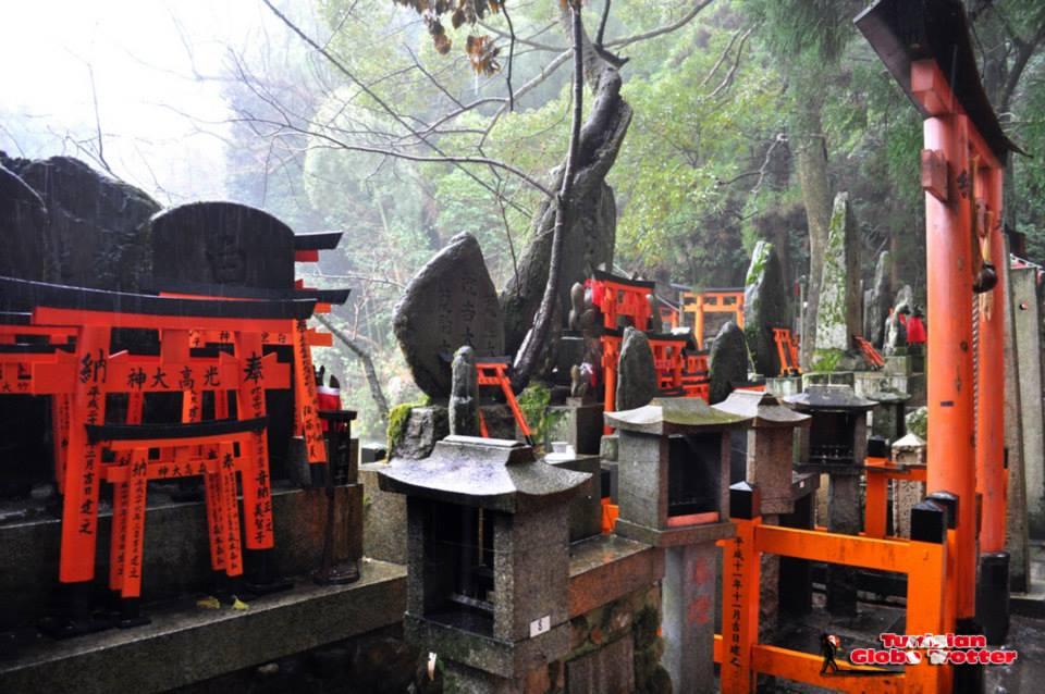 Montagne Fushimi Inari