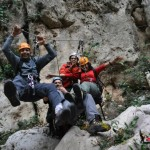 Canyoning en Tunisie : Mon aventure de Canyoning à Oued El Guelb à Zaghouan